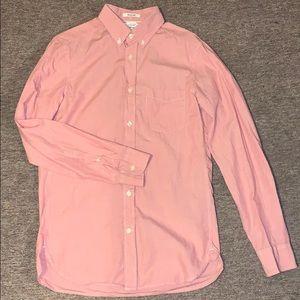 X-SMALL Button Down Shirt (Regular Fit)